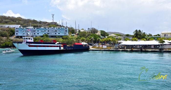 Fajardo To Vieques Ferry Travel Time