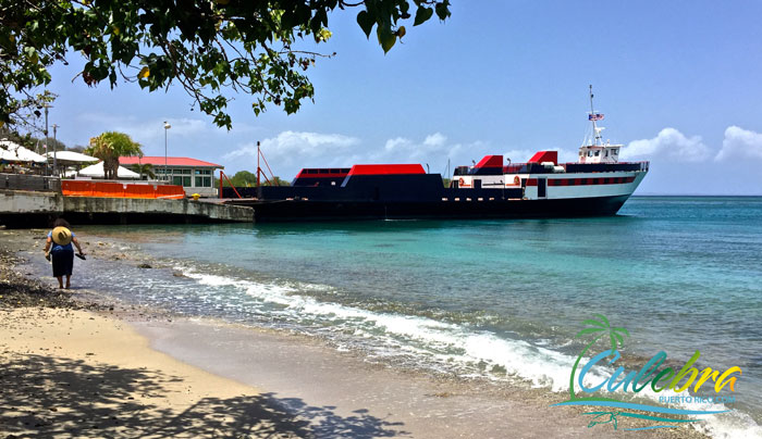Ferry From Puerto Rico To Vieques Island