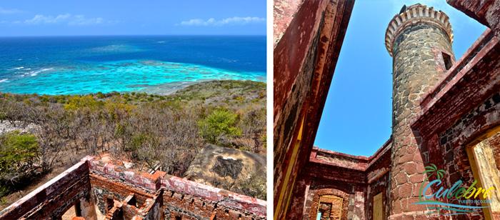 Culebrita Island - Culebra, Puerto Rico