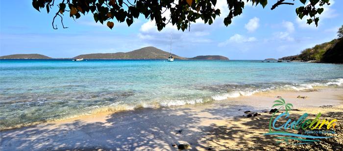 Melones Beach - The Beaches of Isla de Culebra, Puerto Rico