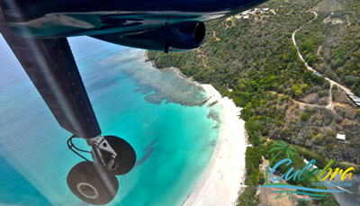 Getting to Isla de Culebra, Puerto Rico