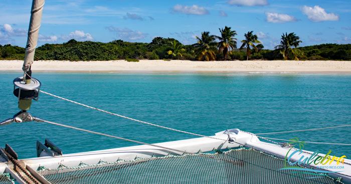 Sailing - Culebra Island, Puerto Rico