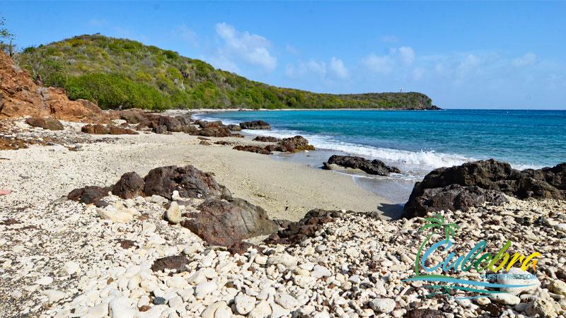 Playa Punta Soldado - Beaches of Culebra Island, Puerto Rico