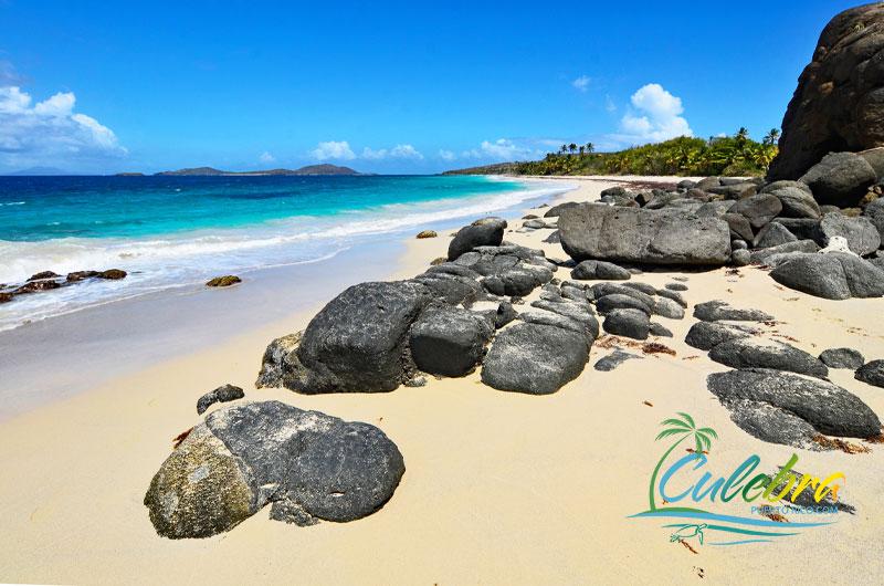 Zoni Beach - Culebra, Puerto Rico