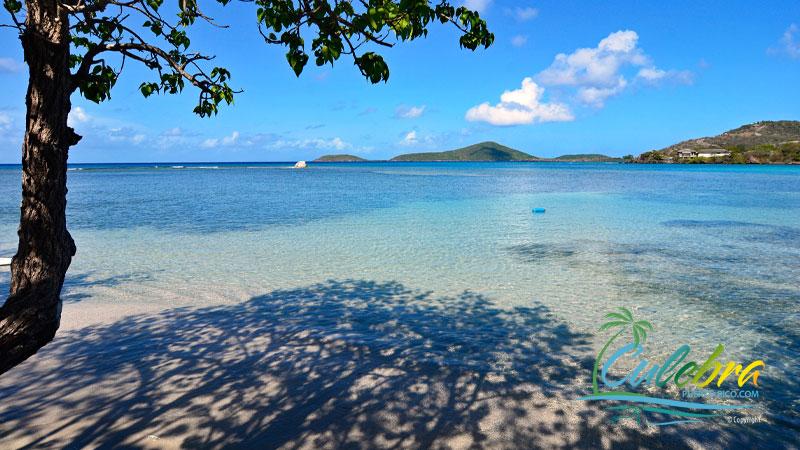 Datiles Beach - The Beaches of Culebra, Puerto Rico