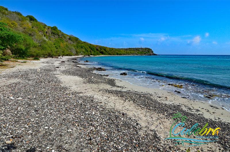Punta Soldado Beach - Culebra, Puerto Rico