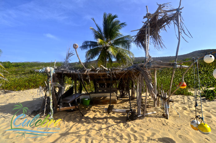 beach-shack-turtle-nesting-volunteer-culebra-puerto-rico
