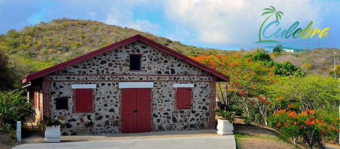 Museo Historico El Polvorin (Museum) - Attractions in Culebra, Puerto Rico