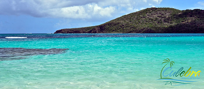 Beaches of Culebra, Puerto Rico - Flamenco Beach