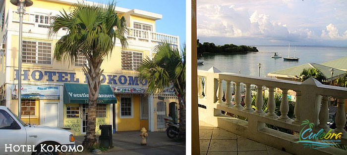 Hotel Kokomo - Small inn - Culebra, Puerto Rico