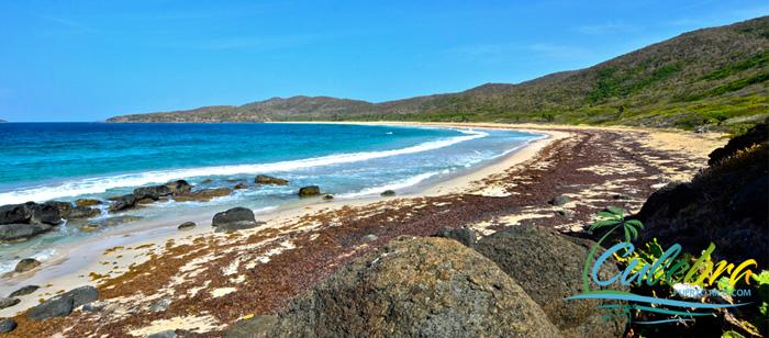 Playa Brava / Brava Beach - Culebra Island, Puerto RIco
