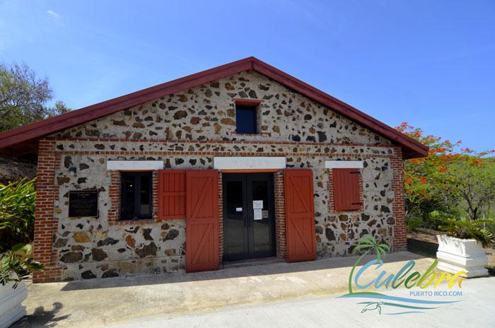 Museo El Polvorin - Culebra, Puerto Rico