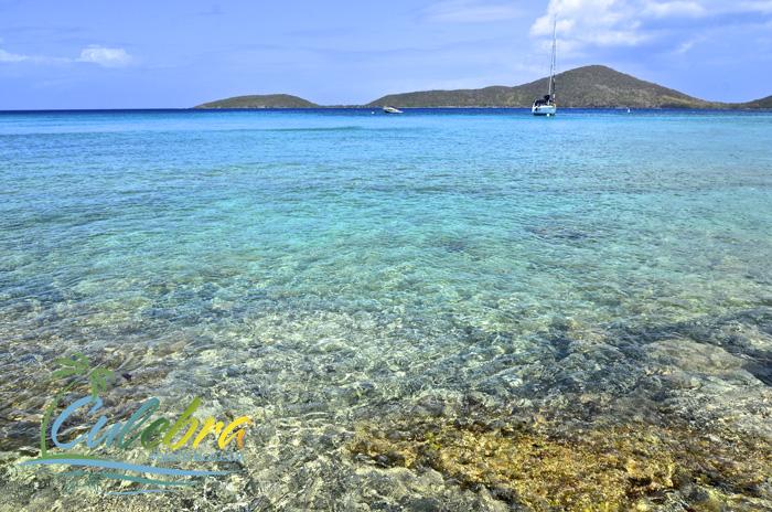 Melones Beach - Snorkeling beaches in Culebra, Puerto RIco