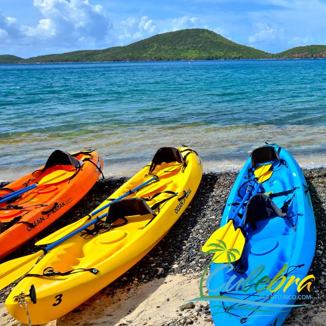 Kayaking - Things to do in Culebra Island, Puerto Rico