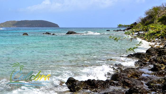 Melones Beach - Snorkeling spot - Culebra, Puerto Rico