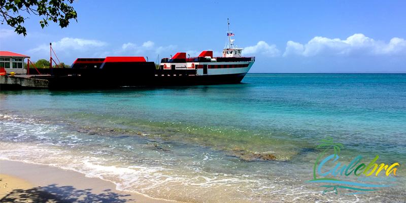 Ferry - Fajardo / Culebra, Puerto Rico