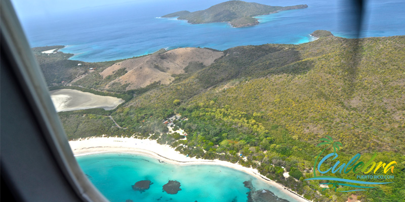 Flights to Culebra Island, Puerto Rico