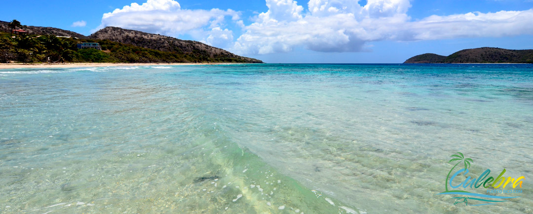 Zoni Beach / Playa Soni - Isla de Culebra, Puerto Rico