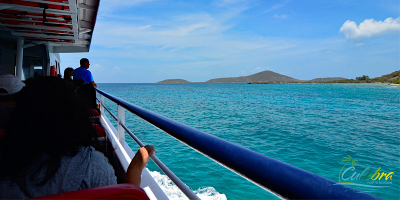 Passenger Ferry - Culebra / Fajardo - Puerto Rico