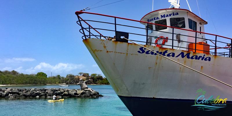Ferry - Culebra / Fajardo - Puerto Rico
