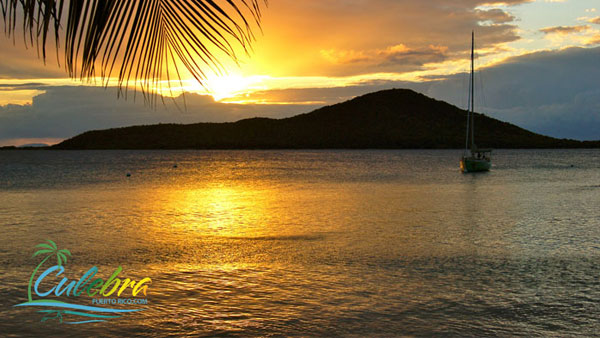Watch the sunset - Culebra, Puerto Rico