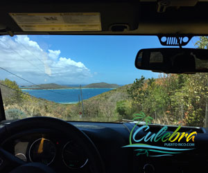 Driving around Culebra - Things to do in Culebra Island, Puerto Rico