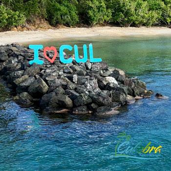 I love Culebra - Culebra, Puerto Rico